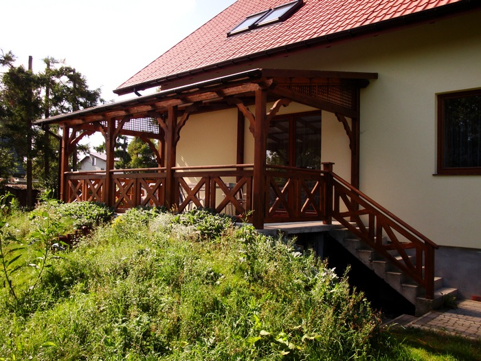 STOLBAR Meble ogrodowe z drewna  producent; zestawy  komplety